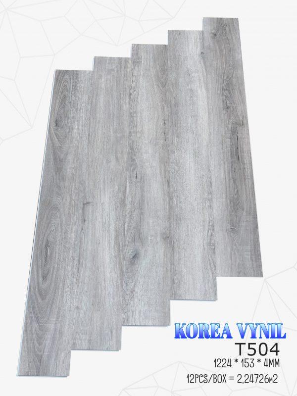 korea vinyl 504