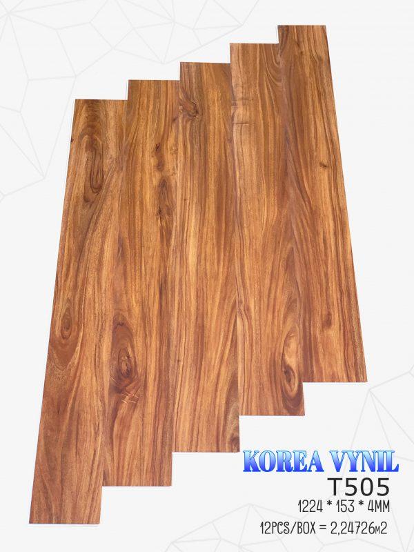 korea vinyl 505