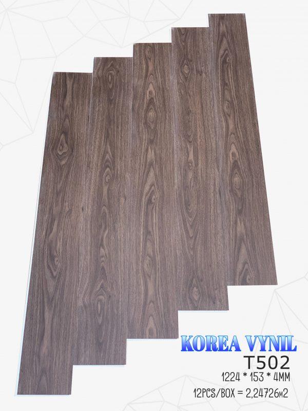 korea vinyl 502